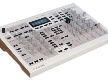 Waldorf's Kyra synth is now available for pre-order