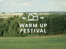 Warm Up Festival announces first names