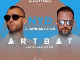 Zamna kicks off NYD with ARTBAT