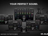 M-Audio set to release their Air Series Audio Interfaces