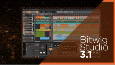 Bitwig Studio 3.1 now available