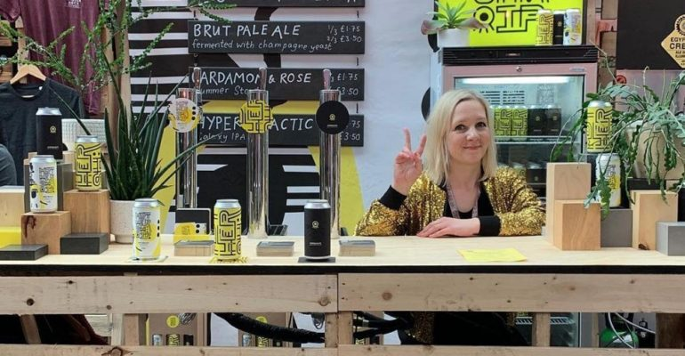 BrewLDN announce food arenas and first traders
