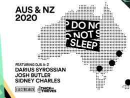 Do Not Sleep announce debut Australia & New Zealand 2020 tour