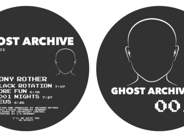 Anthony Rother launches new label GHOST ARCHIVE