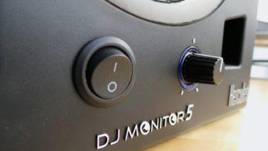 Hercules launch new DJ Monitor 5 speakers