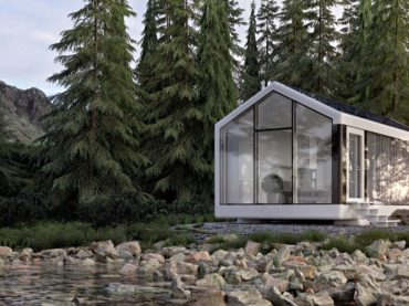 These 3D-Printed solar powered modular homes are earthquake proof