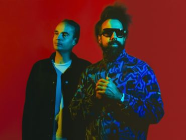Wajatta (Reggie Watts and John Tejada) return with their second album