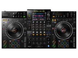 Pioneer DJ launch the XDJ-XZ