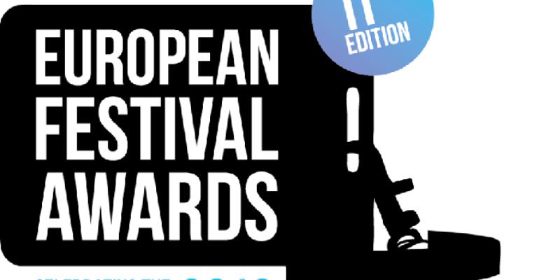 European Festival Awards announce shortlists