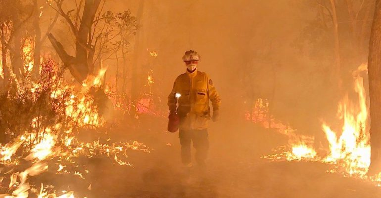 Australia's Electronic Music Industry unites. Your guide to supporting bushfire appeals