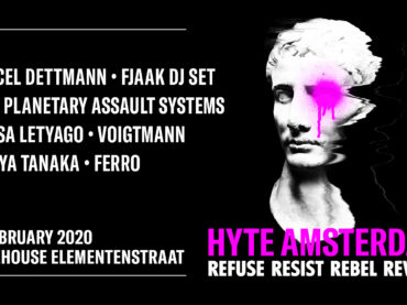 HYTE Amsterdam announced