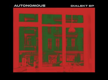 Debut EP from Autonomous out now on Avoidant