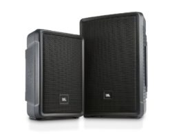JBL announces IRX Series Portable PA Loudspeakers
