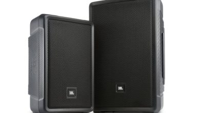 JBL announces IRX Series Portable PA Loudspeakers