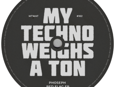 Exclusive Premiere: Phoseph – Thoughts (My Techno Weighs A Ton)