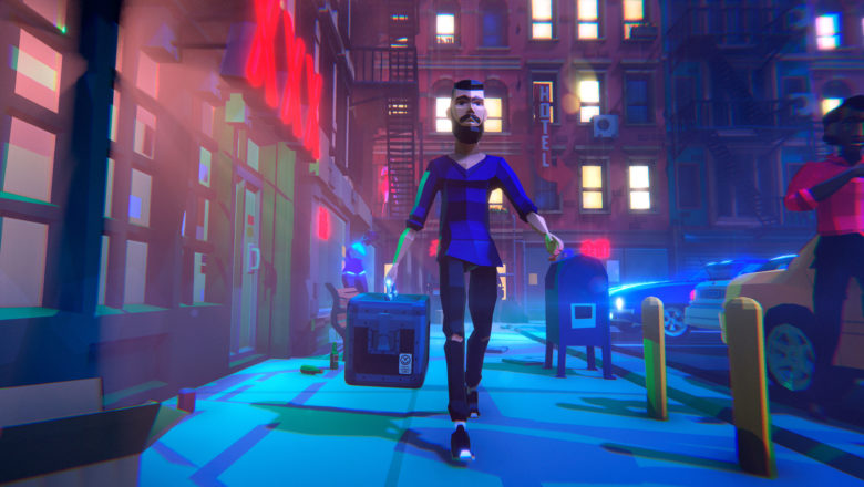 Youth Control Games launches new club 'The Rooftop' in MIXMSTR virtual DJ world