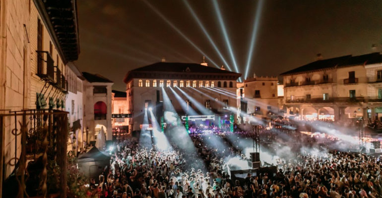 Barcelona's OFFSónar has revealed the first artist lineups for their 2020 series