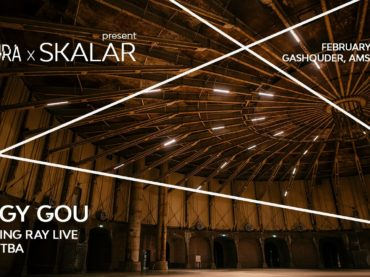Audio Obscura brings Peggy Gou to Amsterdam in the stunning setting of audio-visual installation SKALAR