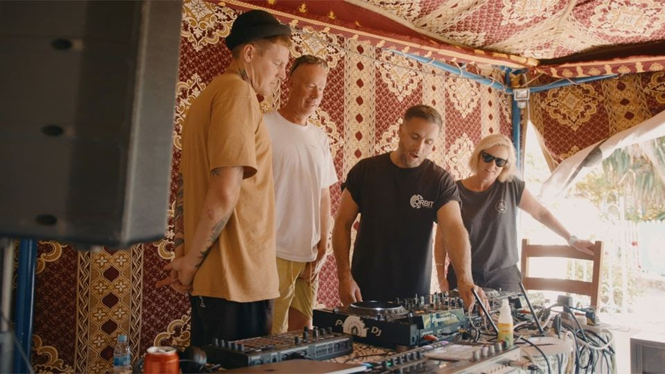 Doorly's Orbit DJ Retreats return to Ibiza - Decoded Magazine