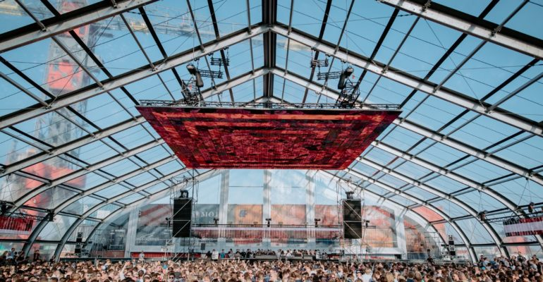 DGTL to become the world's first electronic music festival that pursues full circularity