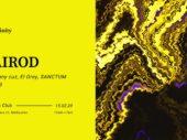 French Acid Techno AIROD Australian debut