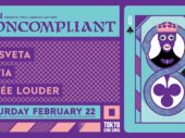 Noncompliant set to tour Australia