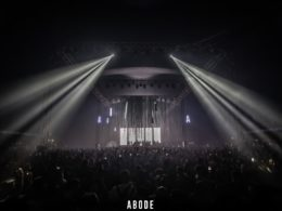 Abode in the Park announces 1st headliner and UK tours shows
