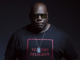 Carl Cox launches new spotify playlist