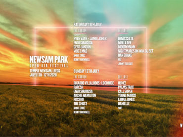 Leeds is set for a new festival Newsam Park, announcing full line up