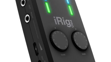 IK Multimedia's iRig Pro Duo I/O brings dual-channel recording to your smartphone