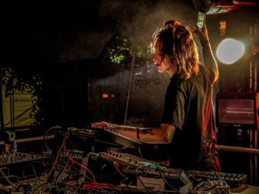 Rising star and live techno and house DJ/producer, NANCY Live released 'Cosmic Beans EP'