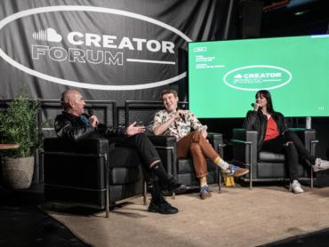 SoundCloud wraps its creator forum at AVA Festival