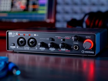 Steinberg have designed a new audio interface for DJs and producers