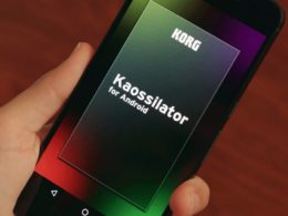 Korg makes iKaossilator free for iOS and Android