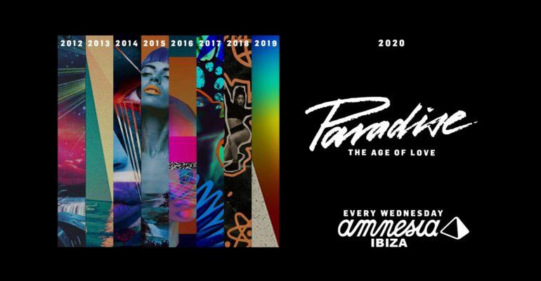 Paradise Ibiza moves to Amnesia for 2020 season