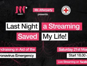 Decoded joins Mr. Afterparty 'Last Night A Streaming Saved My Life' – Coronavirus charity fundraiser live streaming marathon