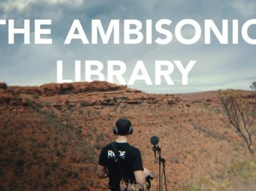 RØDE launches Ambisonic Sound Library – A huge collection of free ambisonic recordings
