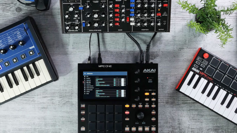Akai unveils MIDI multi in their plans for MPC version 2.8