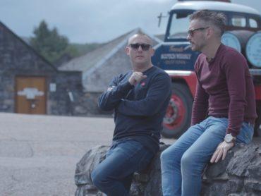 An audio-visual project by Skapade Studios and Glenfiddich Distillery