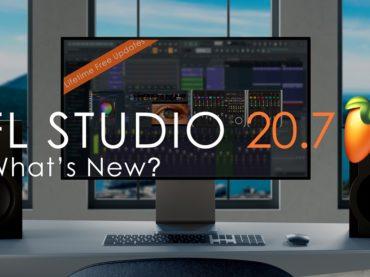FL Studio 20.7 makes it easy to create social media music video inside your DAW
