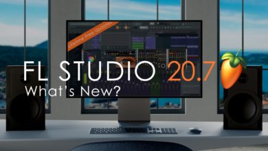 FL Studio 20.7 makes it easy to create social media music video inside your DAW
