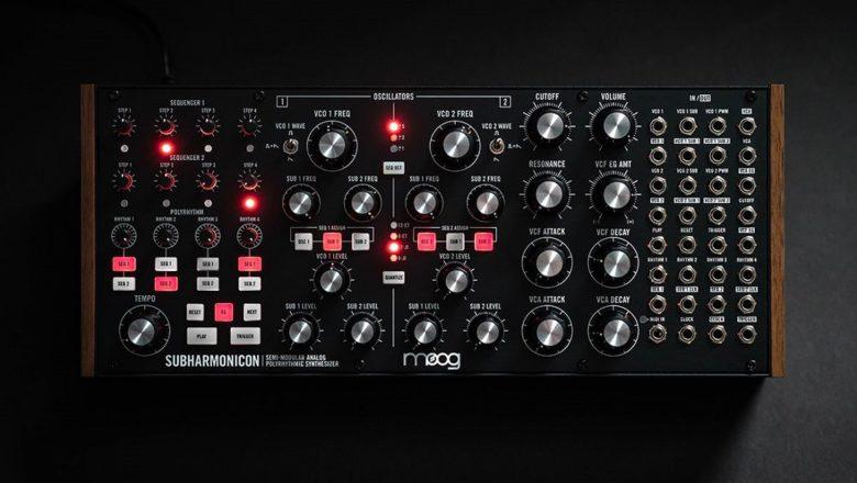 Meet Moog's new polyrhythmic Subharmonicon synth