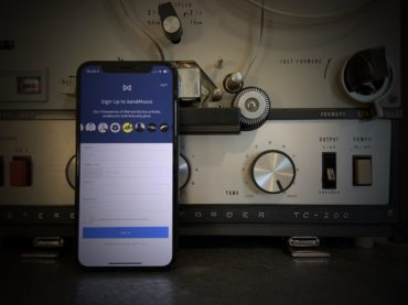 New SendMusic Mobile App brings free 3GB music file transfers, instant messaging and In-App music player into one secure platform