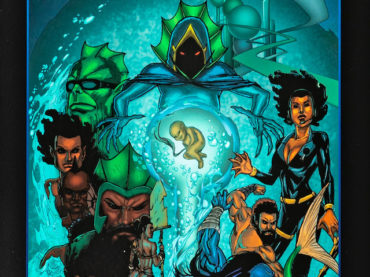 Tresor to release Drexciya graphic novel – 'The Book Of Drexciya, Vol. 1' is out May 22nd