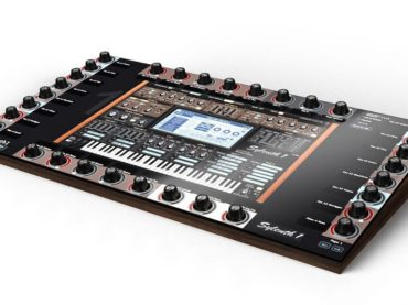 MP MIDI Controller gives you the full hands-on experience for your plug-ins