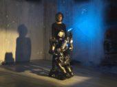 Video Premiere: Alex Braga shares his mesmerising humanoid robot based video for 'Spleen Machine'