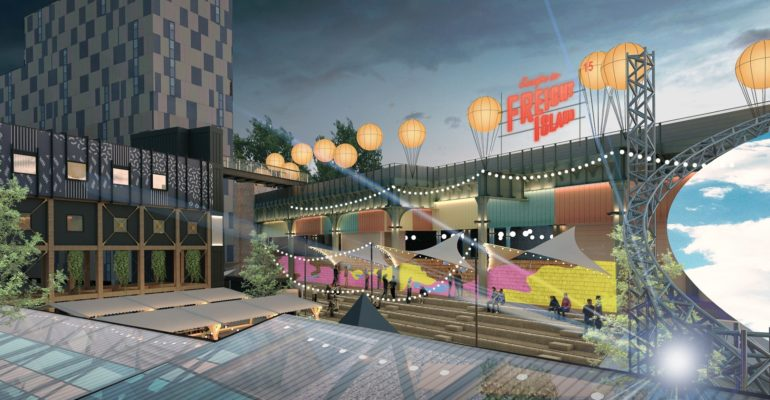 Escape to Freight Island to launch mid-July at Depot Mayfield, Manchester