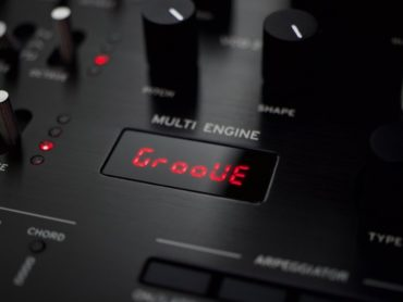 Sinevibes' Groove could add a new dimension to your Prologue, Minilogue XD or NTS-1