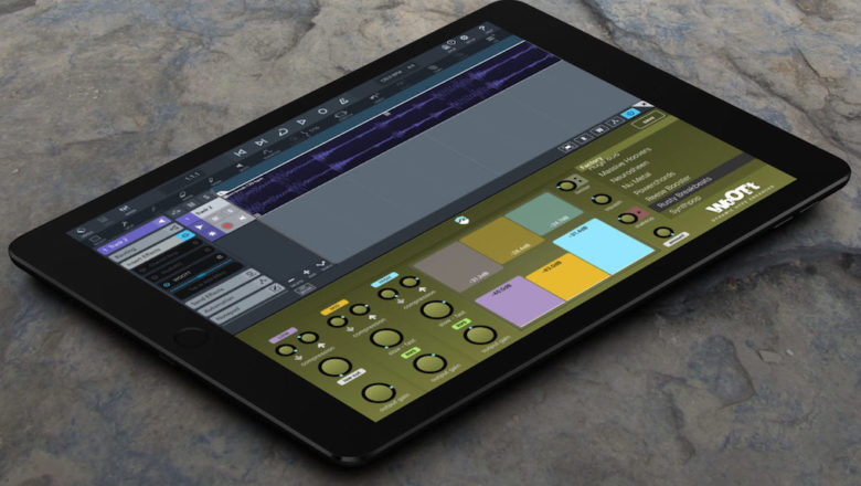 WOOTT iOS plug-in is a must for your synths