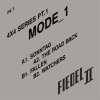 Berghain resident Fiedel launches new 12″ series